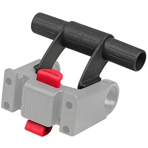 Klickfix Zubehörhalter Multi Clip Plus für Lenkeradapter schwarz